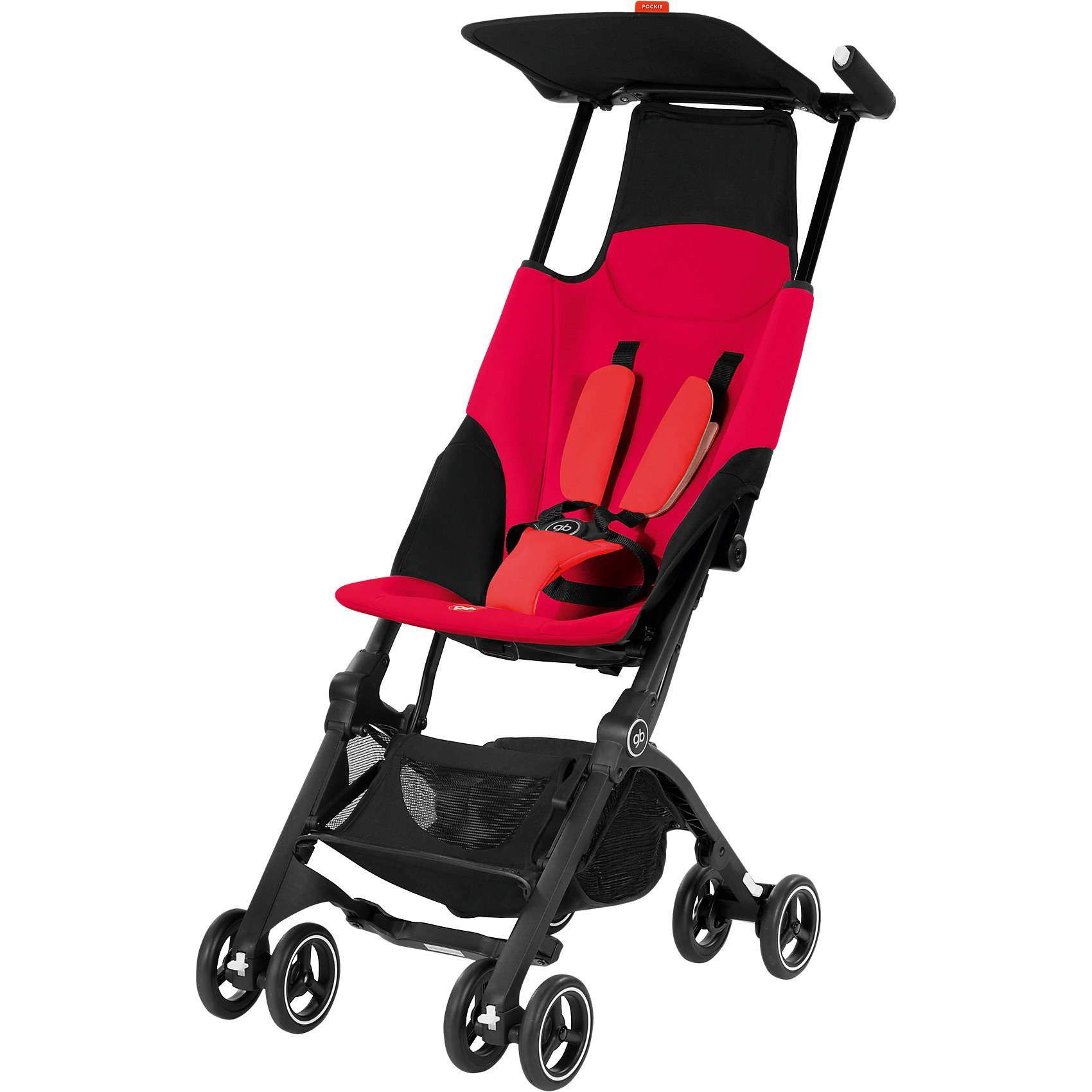 Goodbaby Buggy Pockit, Cherry Red-Red, 2018