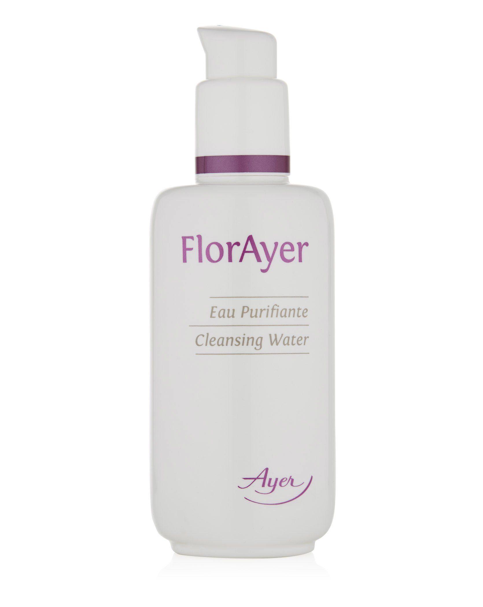 Ayer Gesichtsreinigung »FlorAyer Cleansing Water«