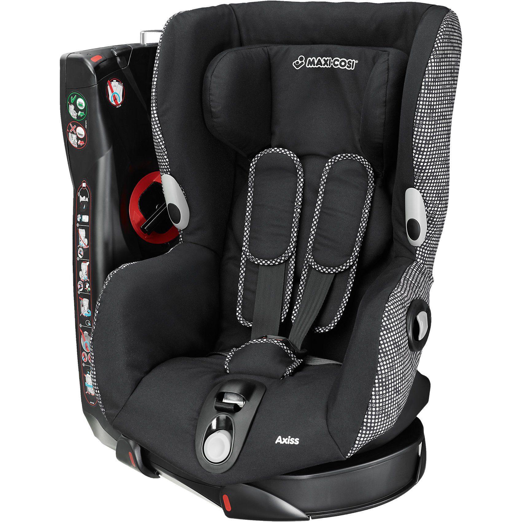 Maxi-Cosi Auto-Kindersitz Axiss, Digital Black, 2015
