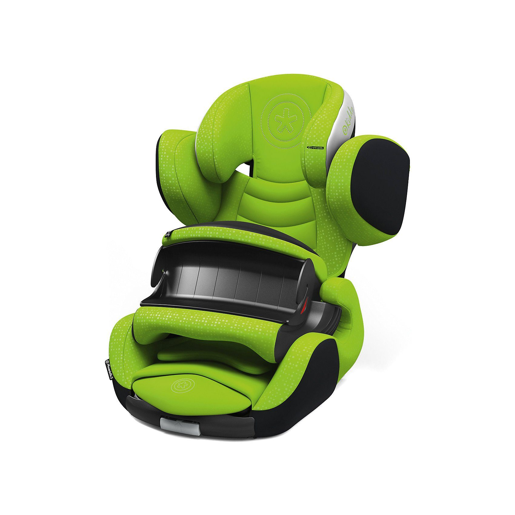 kiddy Auto-Kindersitz Phoenixfix 3, Spring Green, 2018