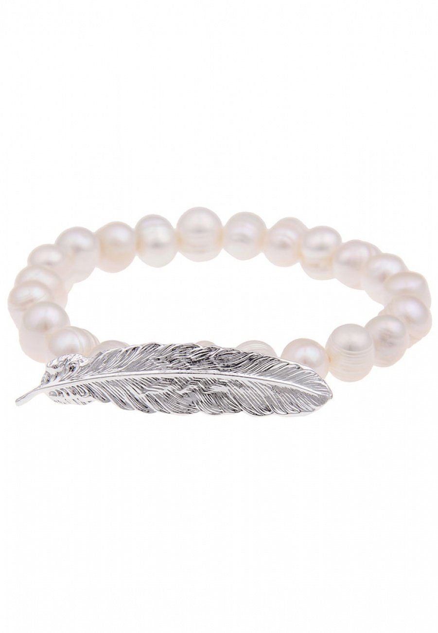 Leslii Armband mit Perlen