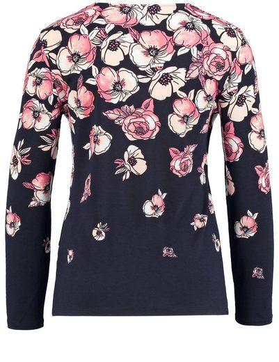 Gerry Weber T-Shirt 1/1 Arm Longsleeve Blossom