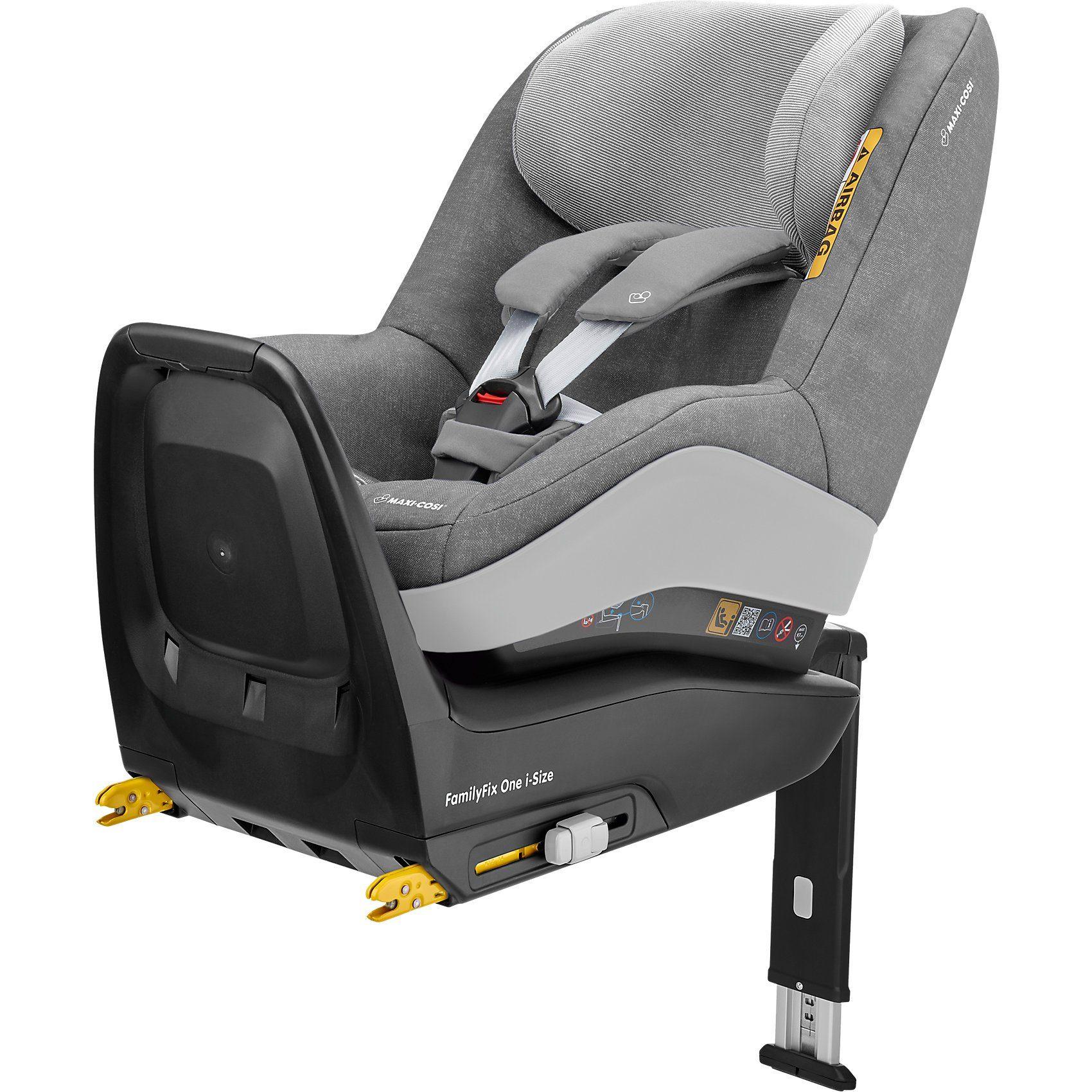 Maxi-Cosi Auto-Kindersitz Pearl One i-Size, Nomad Grey, 2018