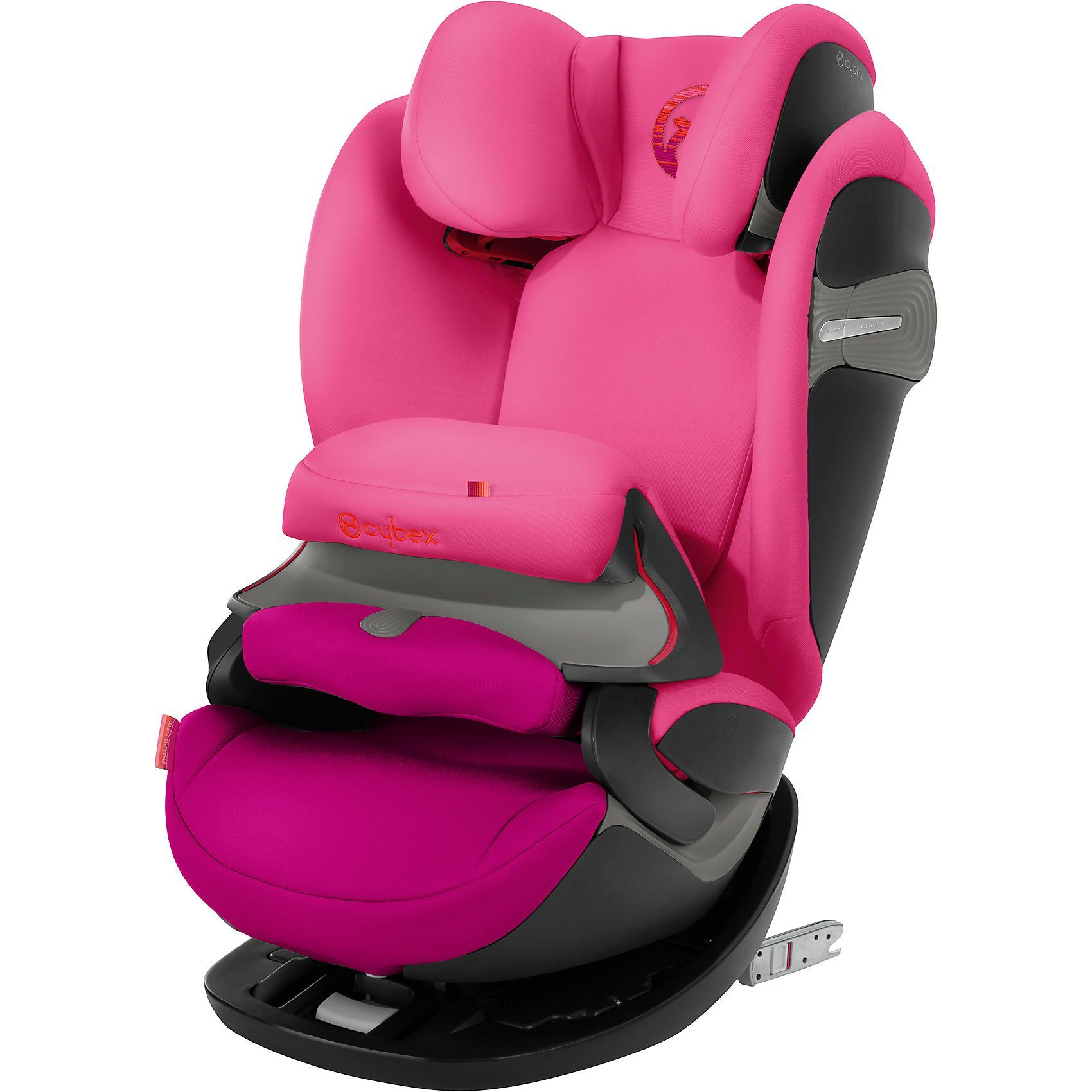 Cybex Auto-Kindersitz Pallas S-Fix, Gold-Line, Passion Pink