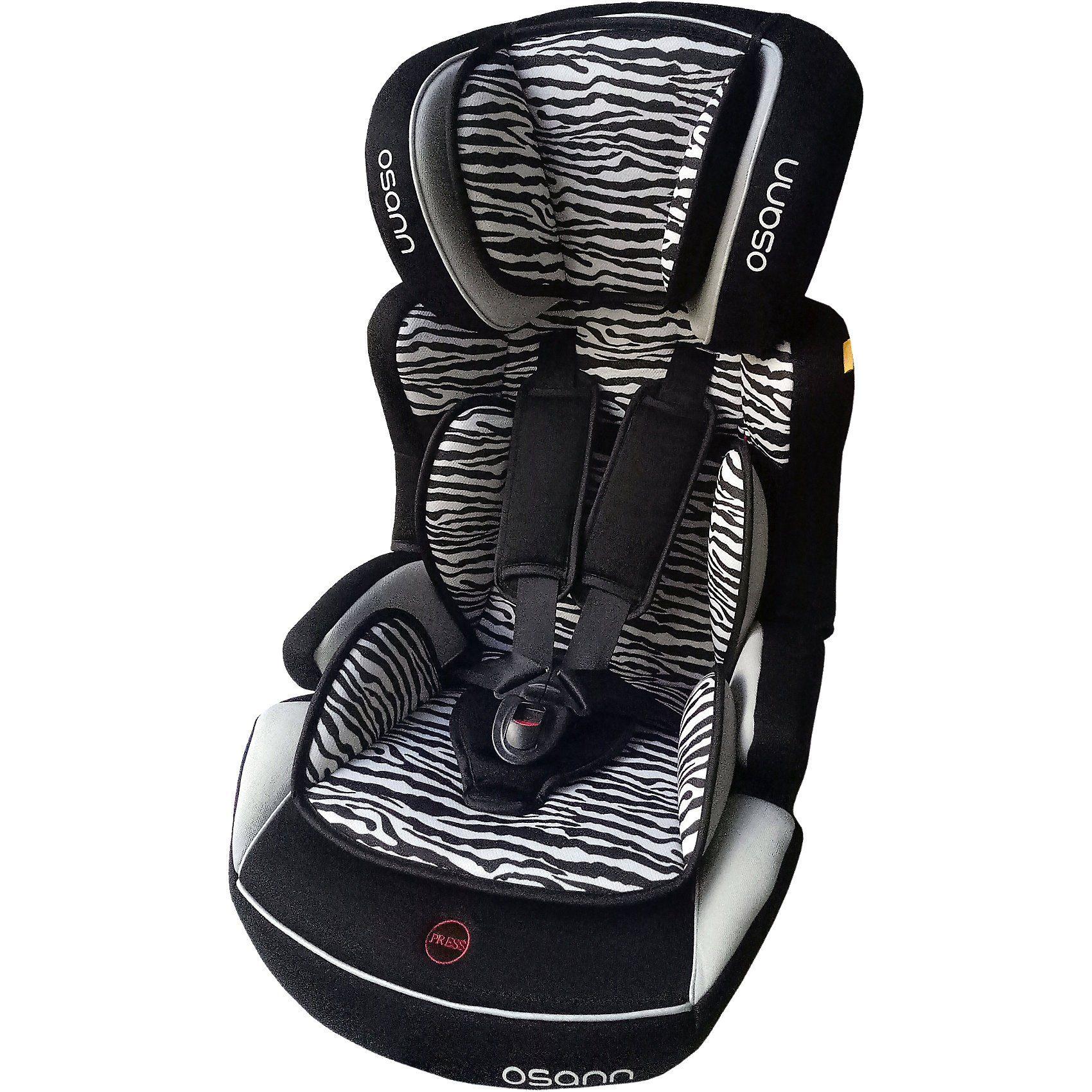 Osann Auto-Kindersitz Lupo Isofix, Safari, 2017