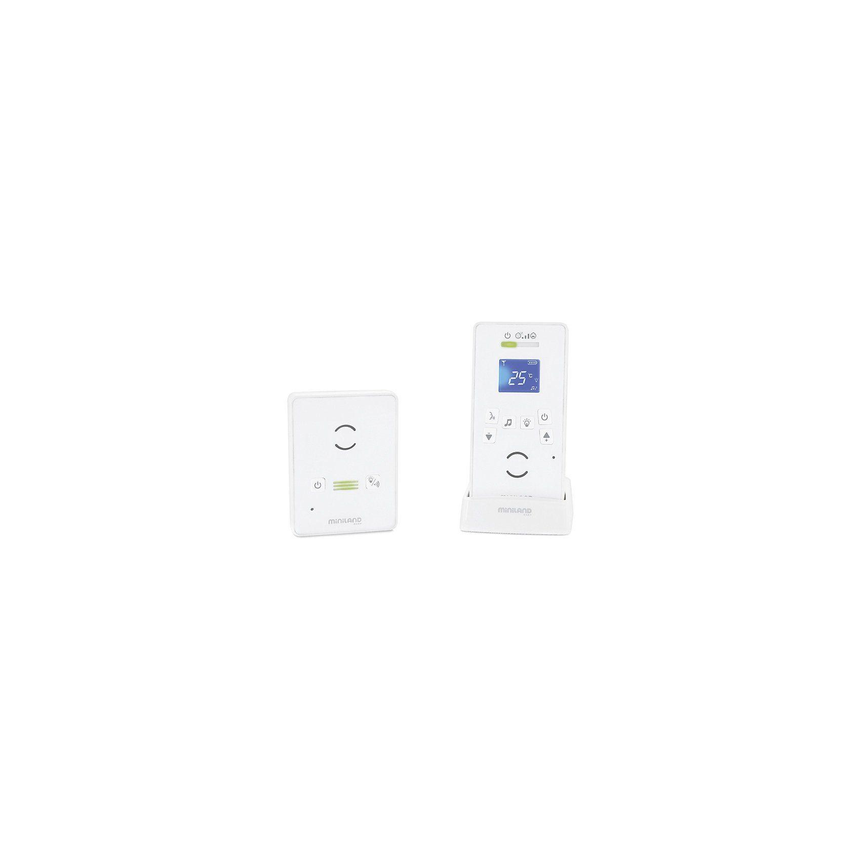 Miniland Babyphone Digitalk Luxe