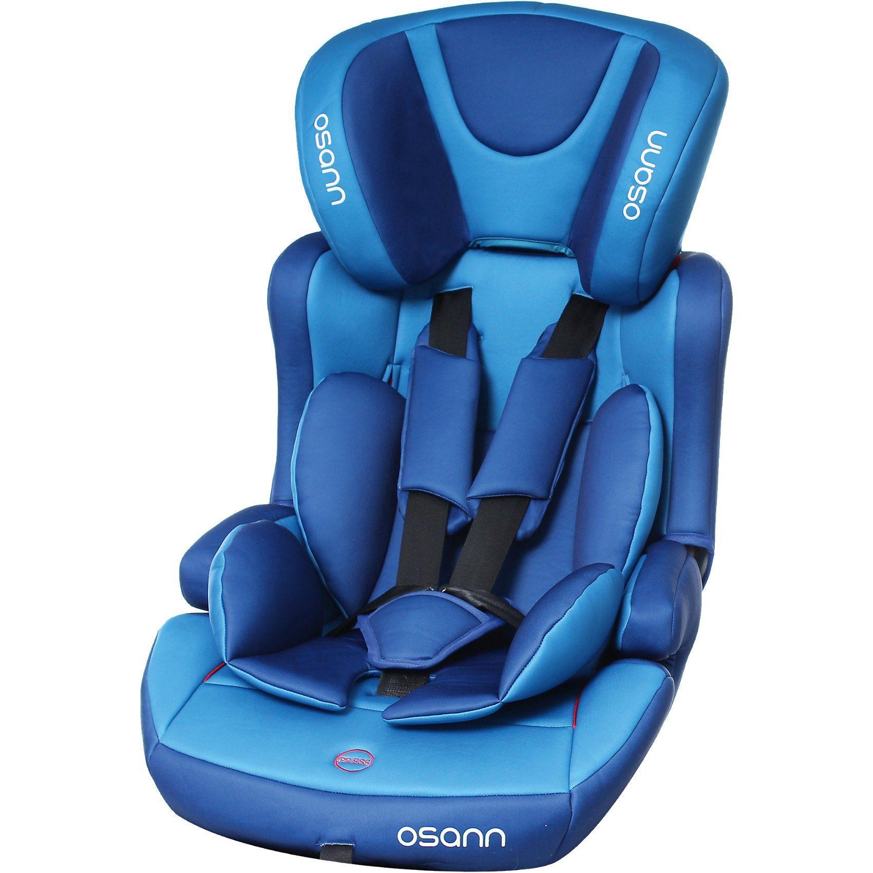 Osann Auto-Kindersitz Lupo Plus, Acqua, 2018