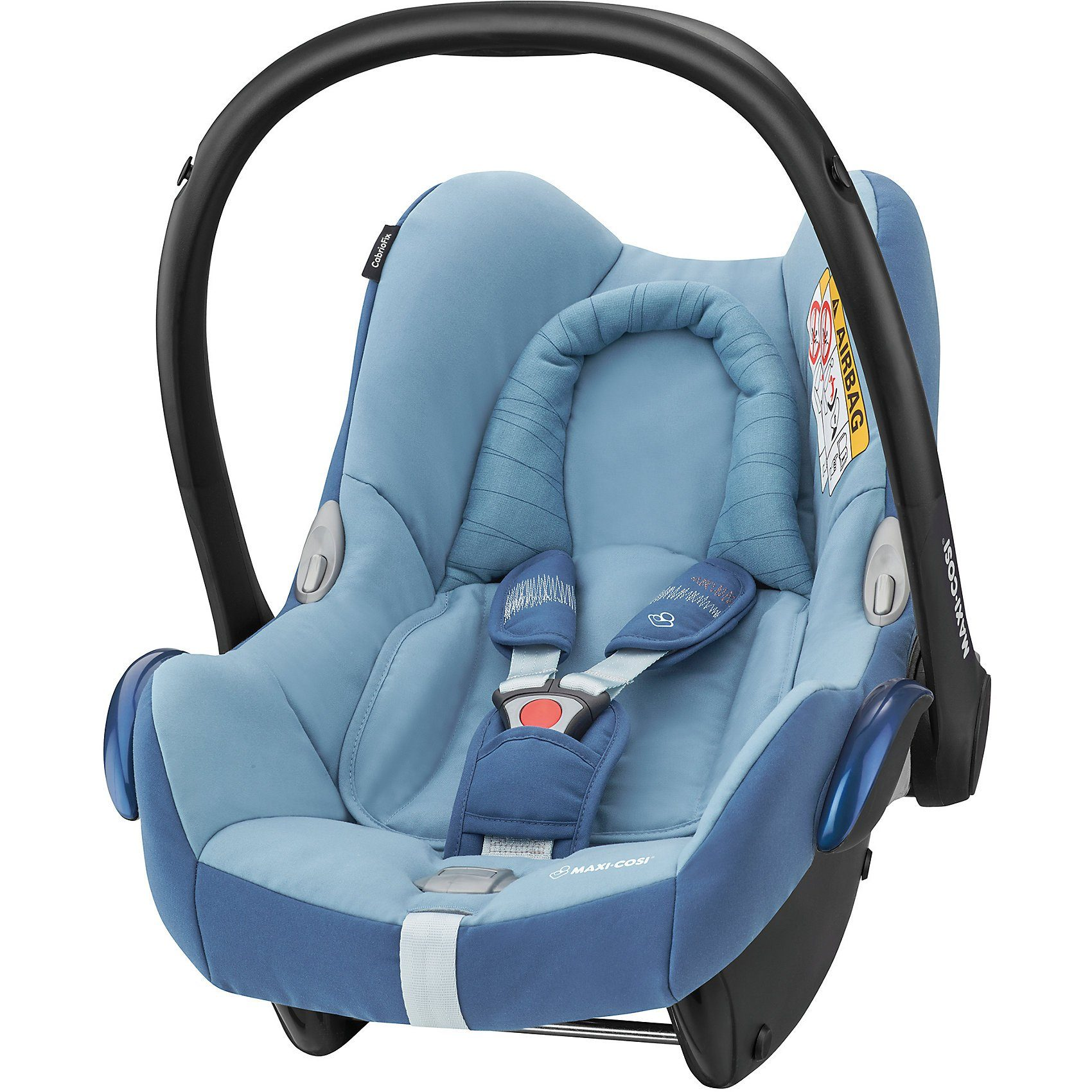 Maxi-Cosi Babyschale Cabriofix, Frequency Blue, 2018