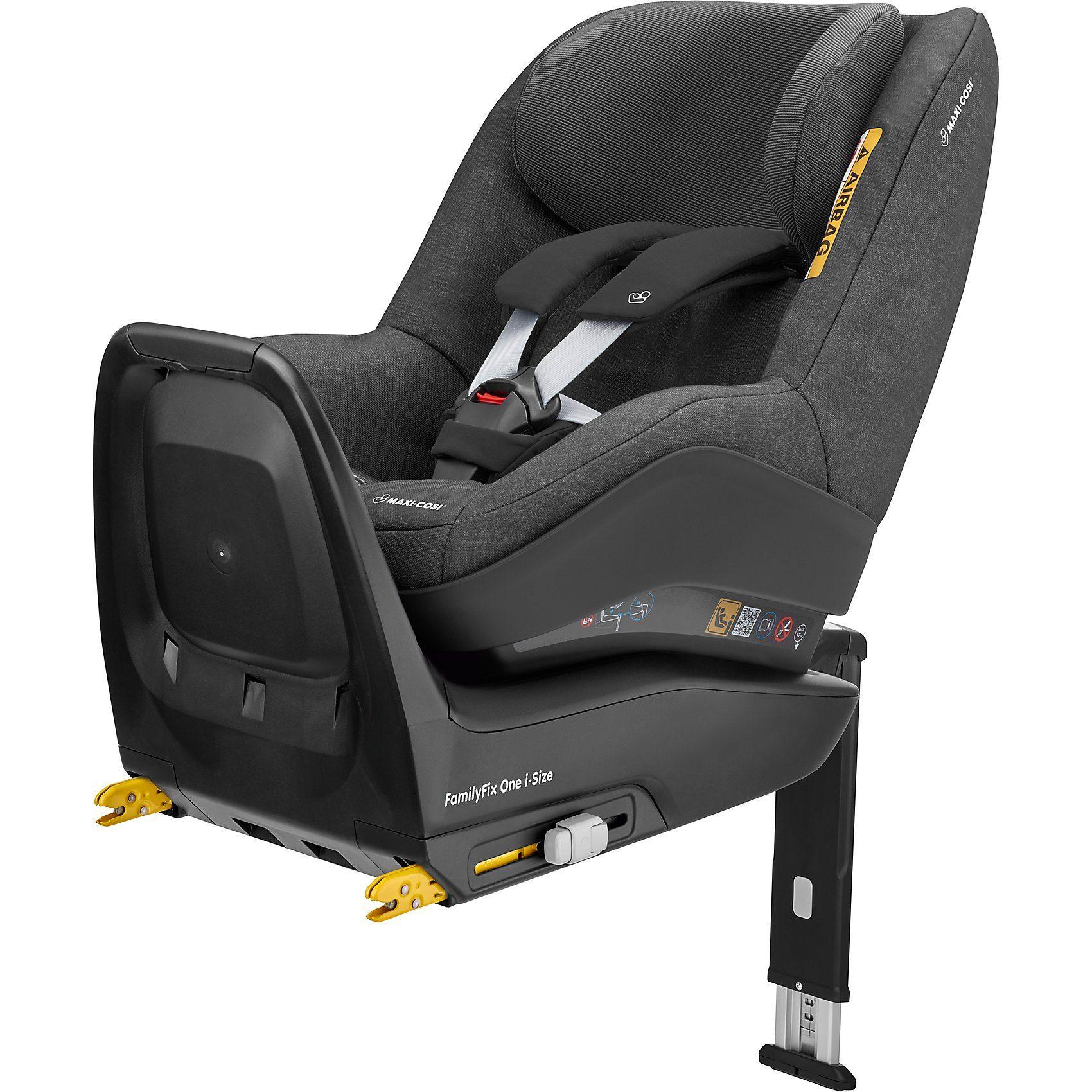 Maxi-Cosi Auto-Kindersitz Pearl One i-Size, Nomad Black, 2018