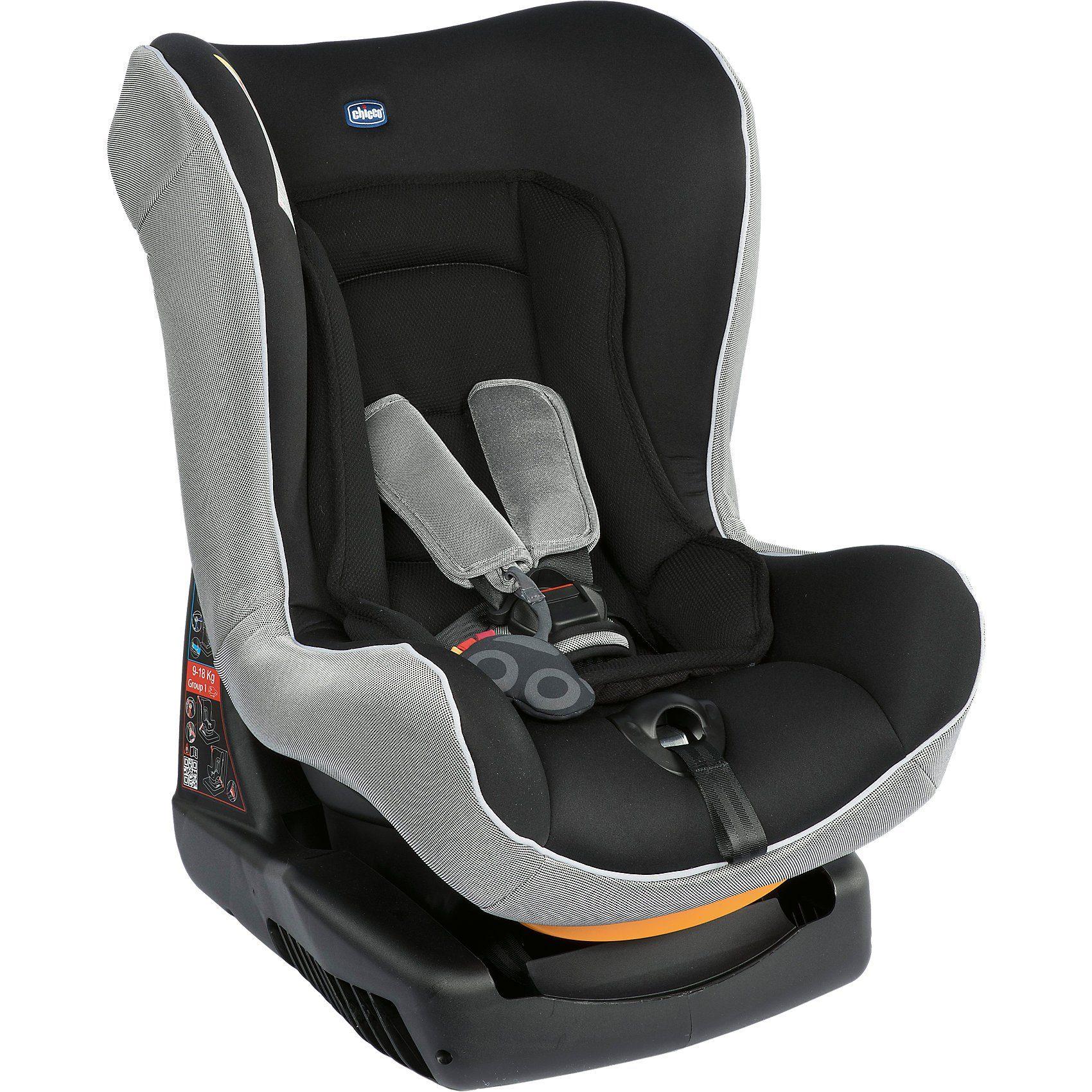 CHICCO Auto-Kindersitz COSMOS S.E., polar silver, 2018