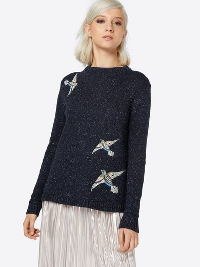 White Stuff Sweatshirt Beady Bird
