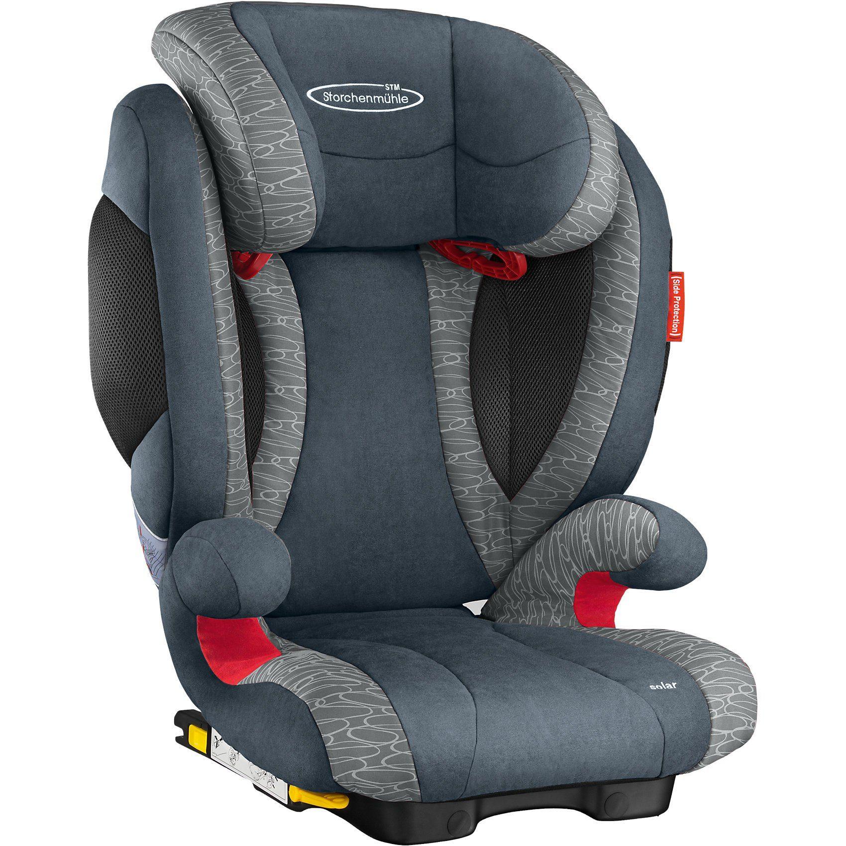 Storchenmühle Auto-Kindersitz Solar 2 Seatfix, Oxxy