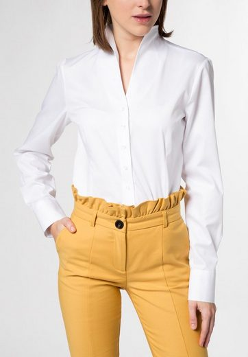 Eterna Sleeved Blouse Long Sleeve Blouse Modern Classic