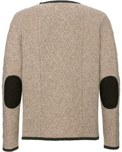 Luis Steindl Cable Cardigan