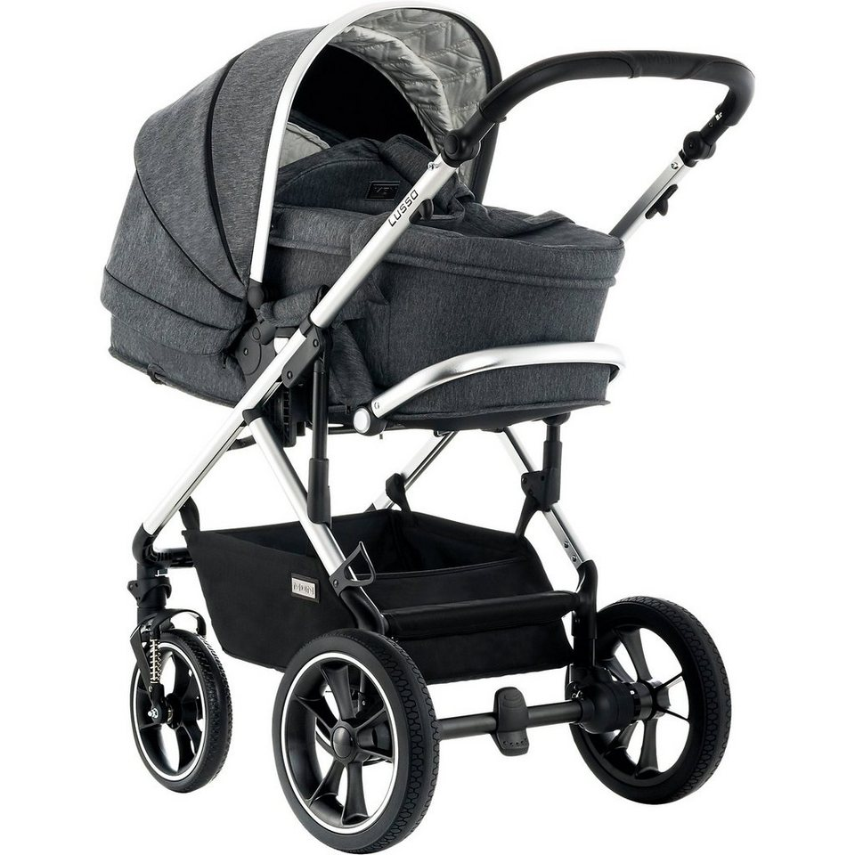 Moon Kombi Kinderwagen LUSSO City a2ae3e3dca