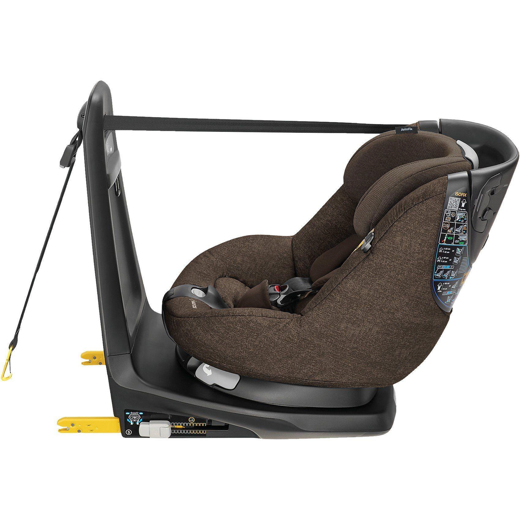 Maxi-Cosi Auto-Kindersitz AxissFix, Nomad Brown, 2018