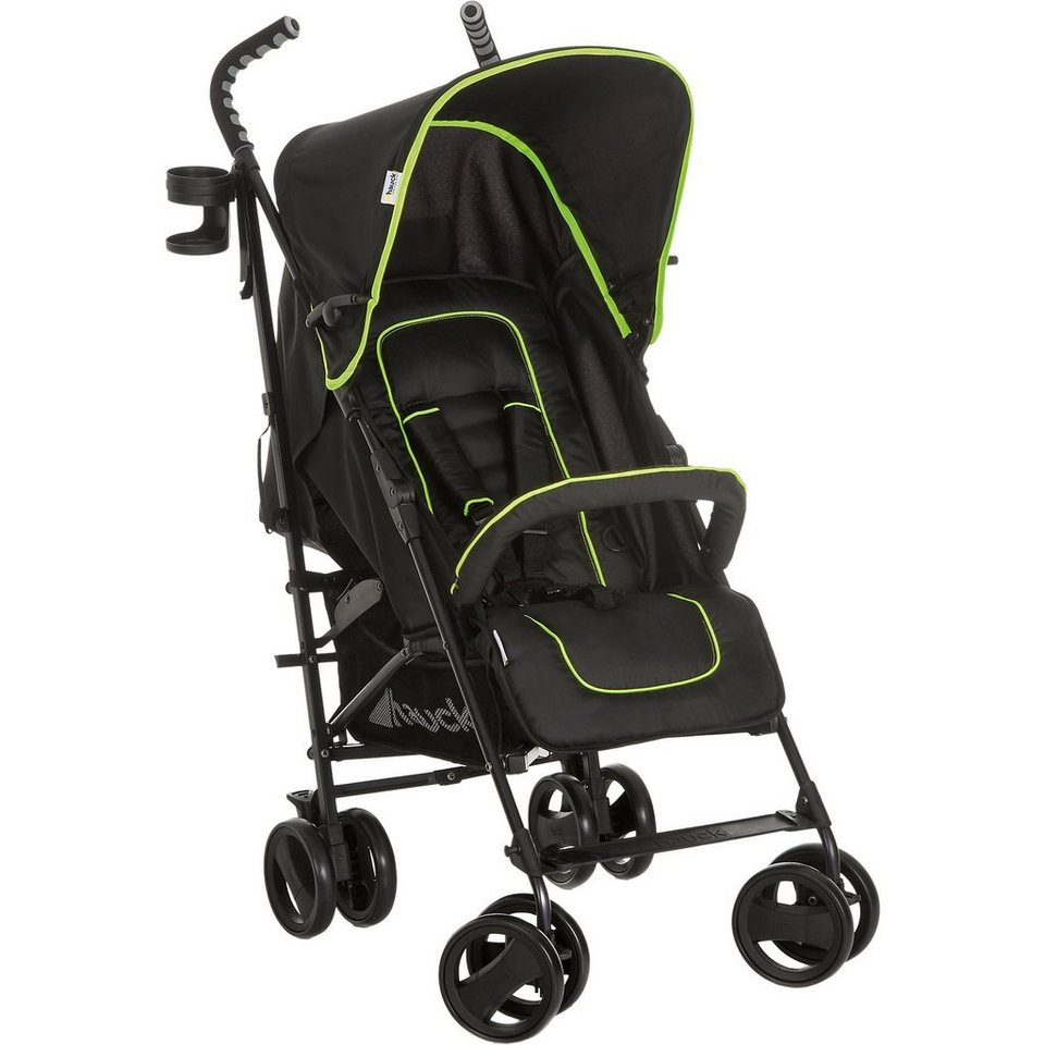 hauck buggy speed plus s caviar neon yellow otto. Black Bedroom Furniture Sets. Home Design Ideas