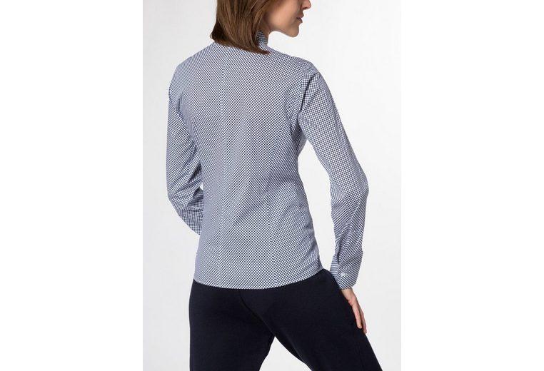 ETERNA Langarm Bluse Langarm Bluse SLIM FIT Outlet Rabatt Verkauf Billiger Fabrikverkauf Byz0s
