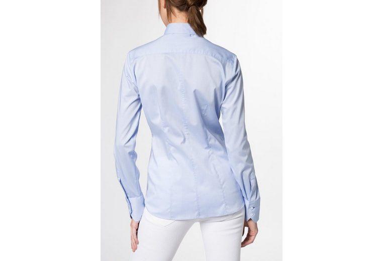 ETERNA Langarm Bluse Langarm Bluse SLIM FIT Günstigste Preis Verkauf Online JxP9w