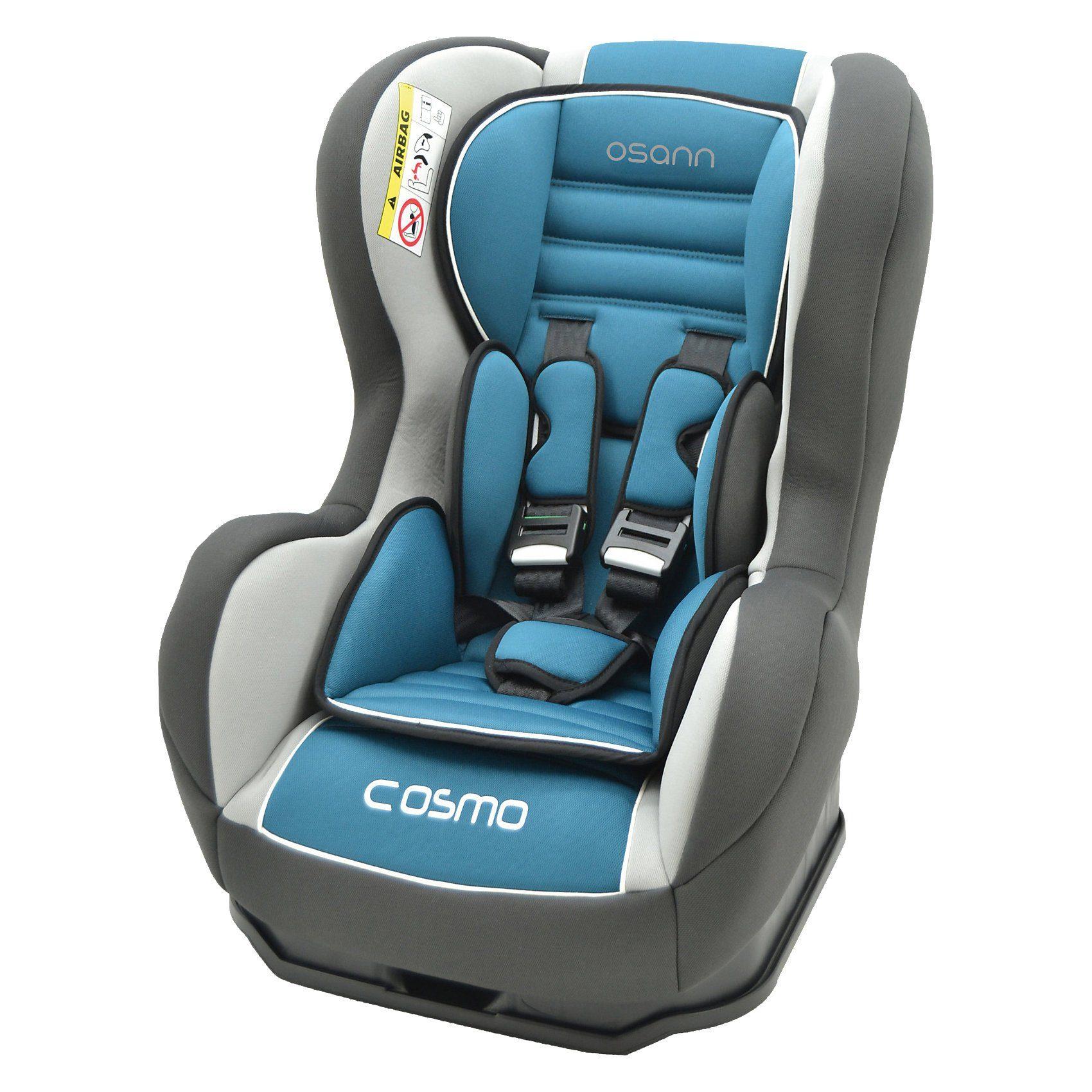 Osann Auto-Kindersitz Cosmo SP, Agora Petrol, 2018