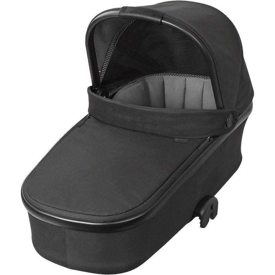 maxi cosi kinderwagenaufsatz oria faltbar black raven. Black Bedroom Furniture Sets. Home Design Ideas