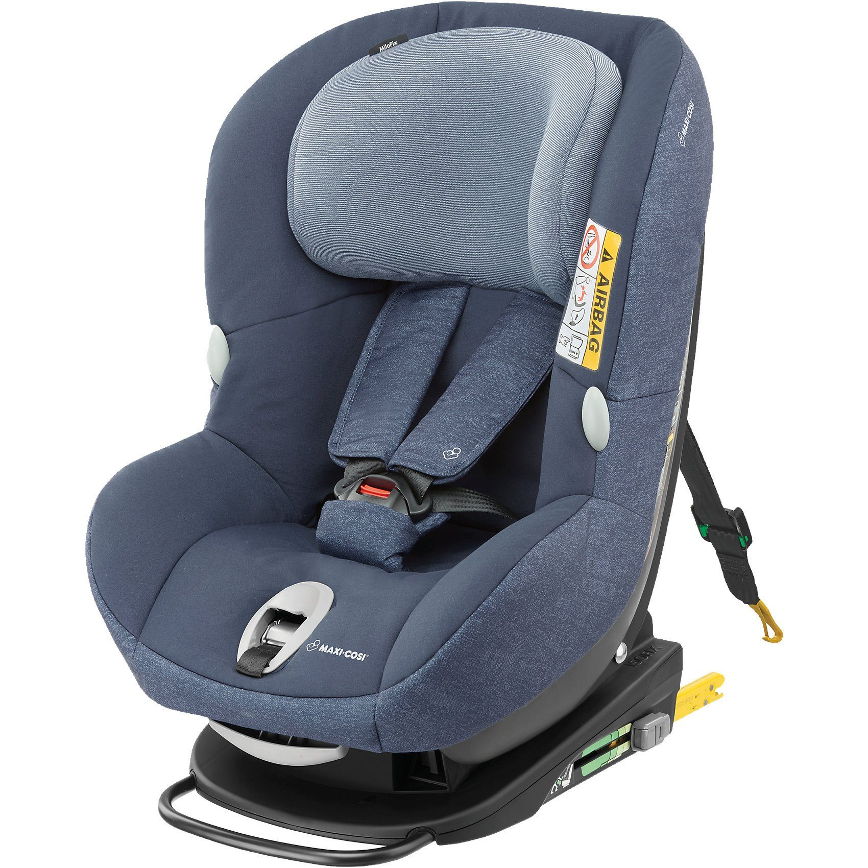 Maxi-Cosi Auto-Kindersitz MiloFix, Nomad Blue, 2018