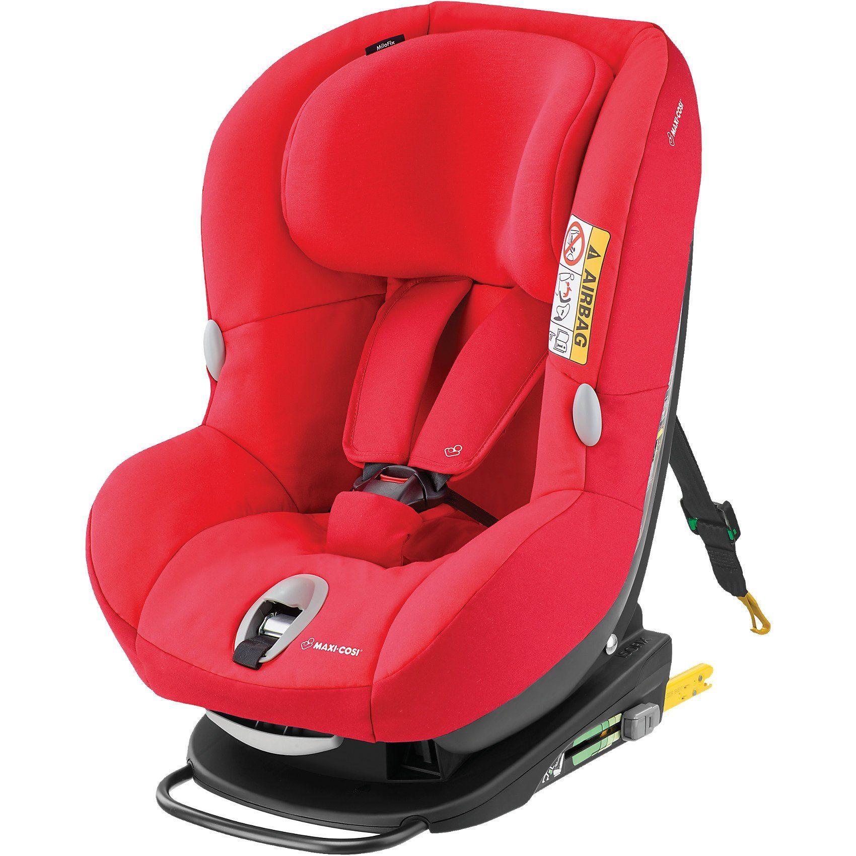 Maxi-Cosi Auto-Kindersitz MiloFix, Vivid Red, 2018