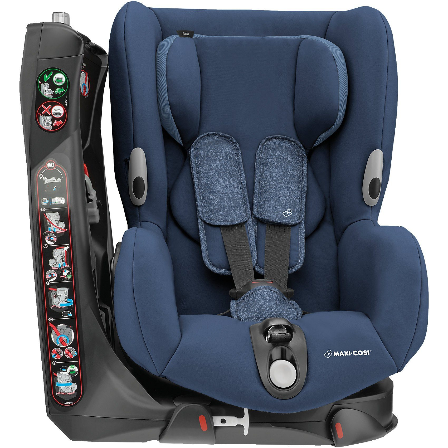 Maxi-Cosi Auto-Kindersitz Axiss, Nomad Blue, 2018