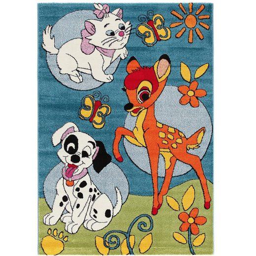 Kinderteppich Bambi, 100 x 150 cm