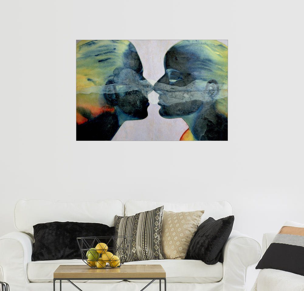 Posterlounge Wandbild - Graham Dean »Dazwischen«