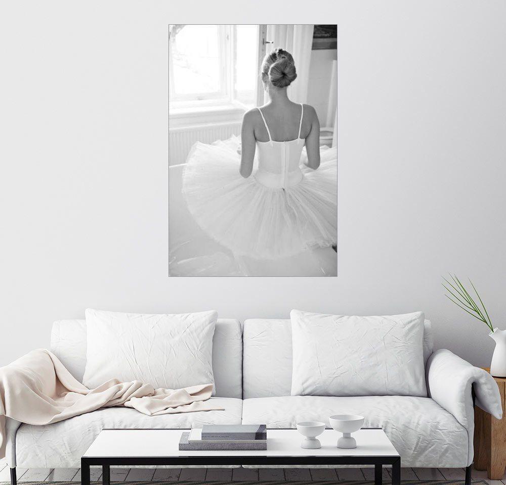 Posterlounge Wandbild - Jenny Stadthaus »Bathroom XI 9197« | Dekoration | Holz | Posterlounge