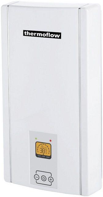 THERMOFLOW Durchlauferhitzer »Thermoflow Elex 3 in 1«, 18 / 21 / 24 kW | Baumarkt > Heizung und Klima > Durchlauferhitzer | Thermoflow