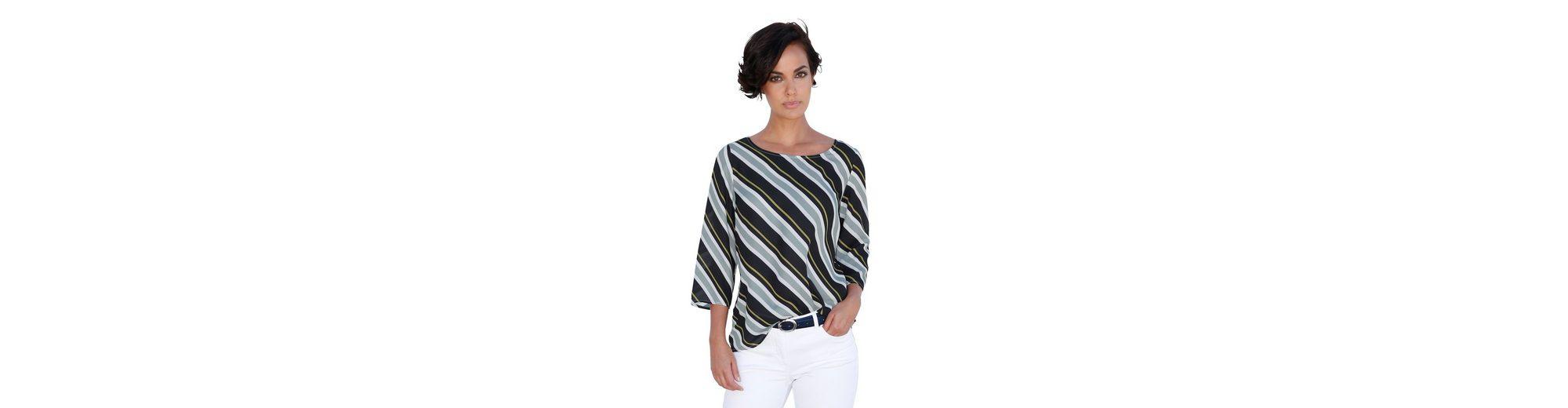 Amy Vermont Bluse im Streifendessin Auslass Amazon Offizieller Online-Verkauf Verkauf Shop-Angebot mwMeX04HRC