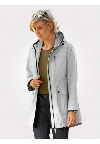 Куртка в längerer форма