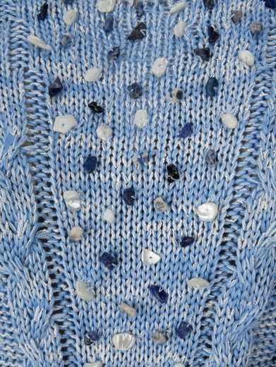 Mona Pullover With Natural Stones