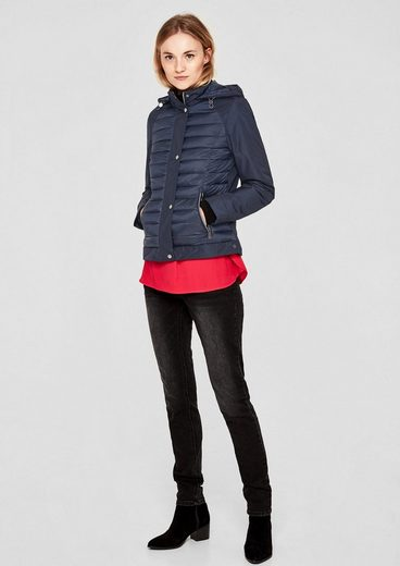s.Oliver RED LABEL Sportive Steppjacke mit Wattierung