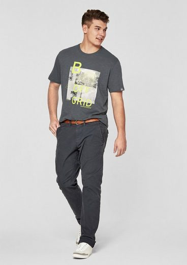s.Oliver RED LABEL T-Shirt mit Print-Collage
