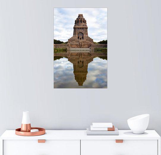 Posterlounge Wandbild »Volkerschlachtdenkmal«