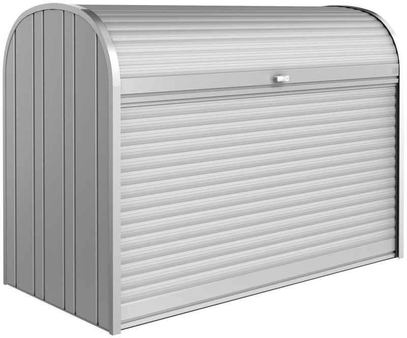 Biohort Fahrradbox »StoreMax 190«, Mülltonnenbox, BxTxH: 190x97x136 cm