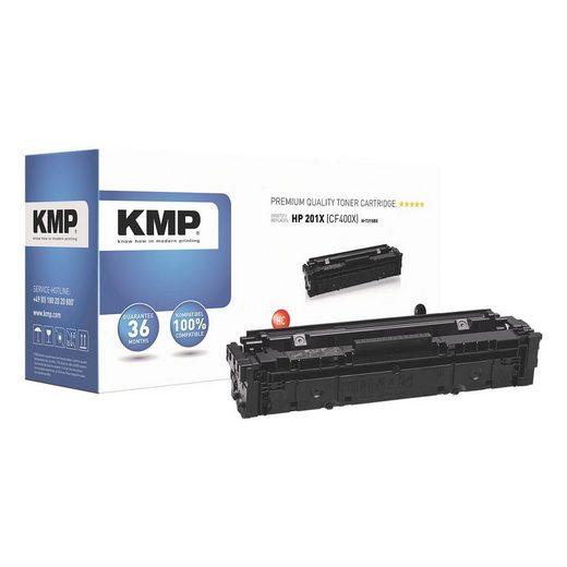 KMP Toner ersetzt HP »CF400X«