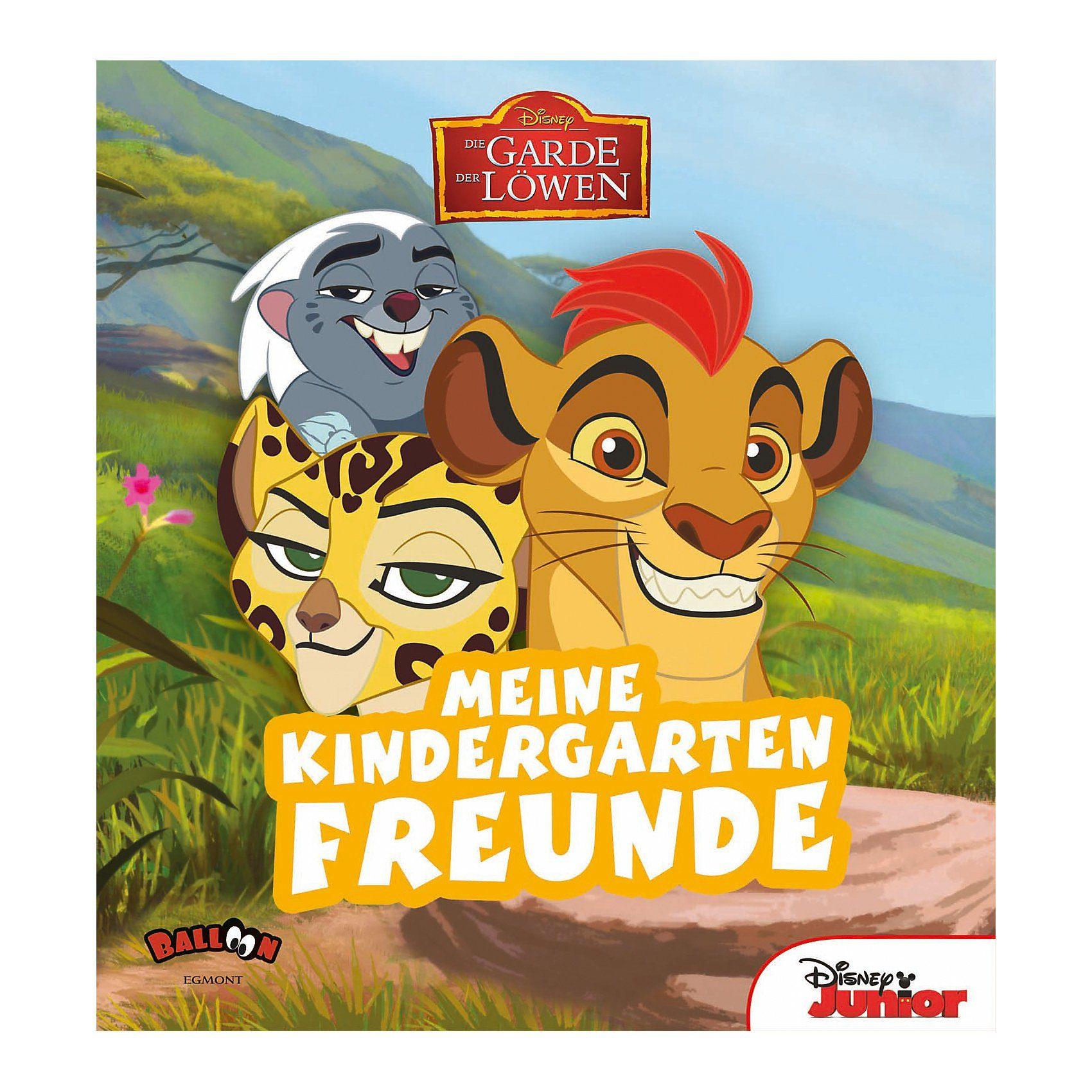 Egmont Die Garde der Löwen: Meine Kindergartenfreunde