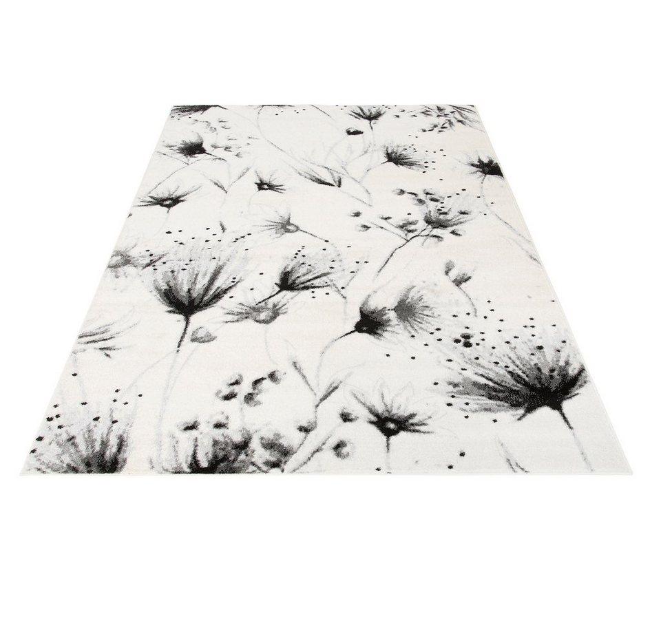 Teppich »Pencil Flowers«, Guido Maria Kretschmer Home&Living ...