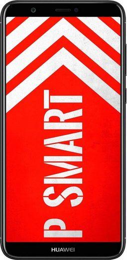 Huawei P smart Smartphone (14,35 cm/5,65 Zoll, 32 GB Speicherplatz, 13 MP Kamera)