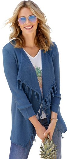 Ambria Sweater In Open Form