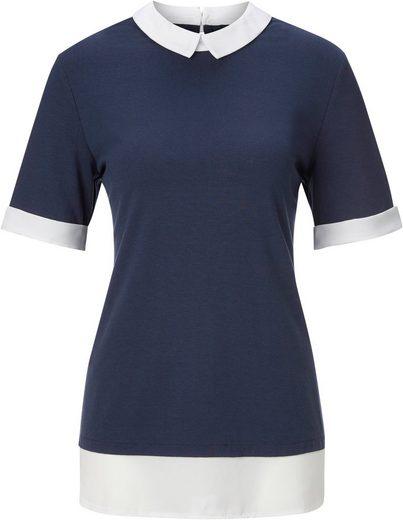 Classic Inspirationen Shirt in 2-in-1-Optik
