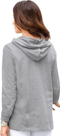 Classic Basics Sweatshirt mit Kapuze