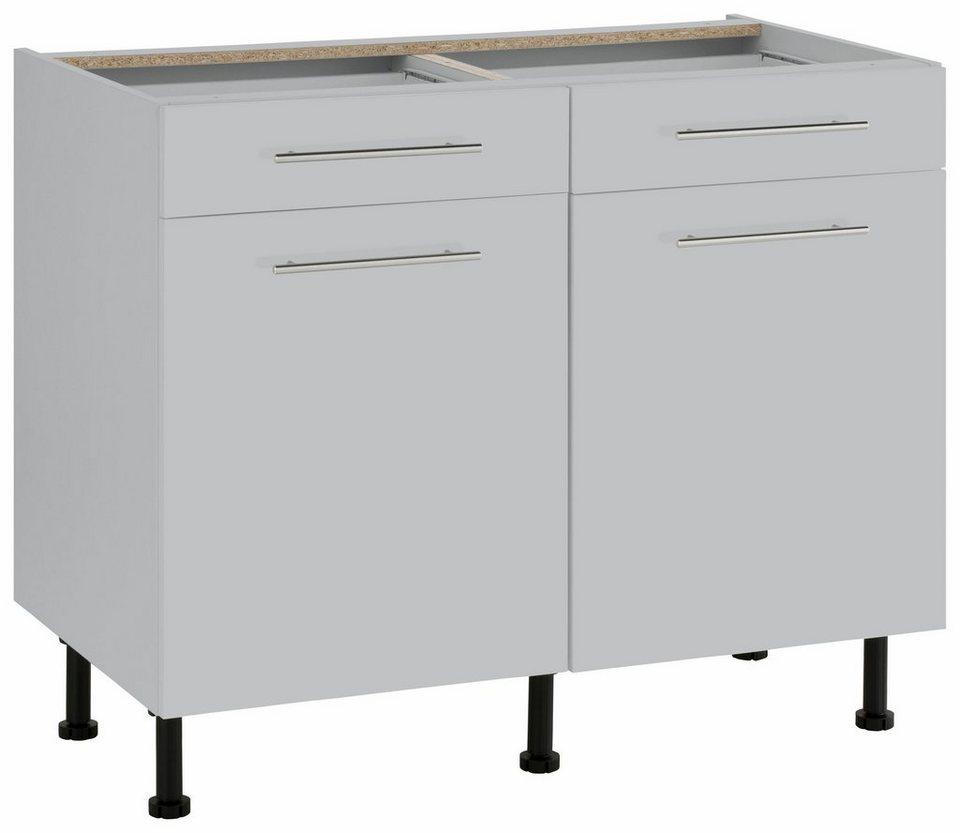 Wiho Küchen Unterschrank »Ela«, Breite 100 cm | OTTO