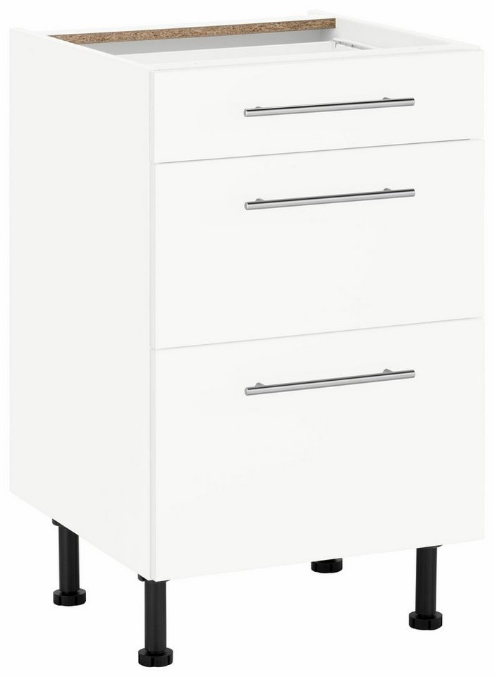 wiho k chen unterschrank ela breite 50 cm mit soft close funktion online kaufen otto. Black Bedroom Furniture Sets. Home Design Ideas
