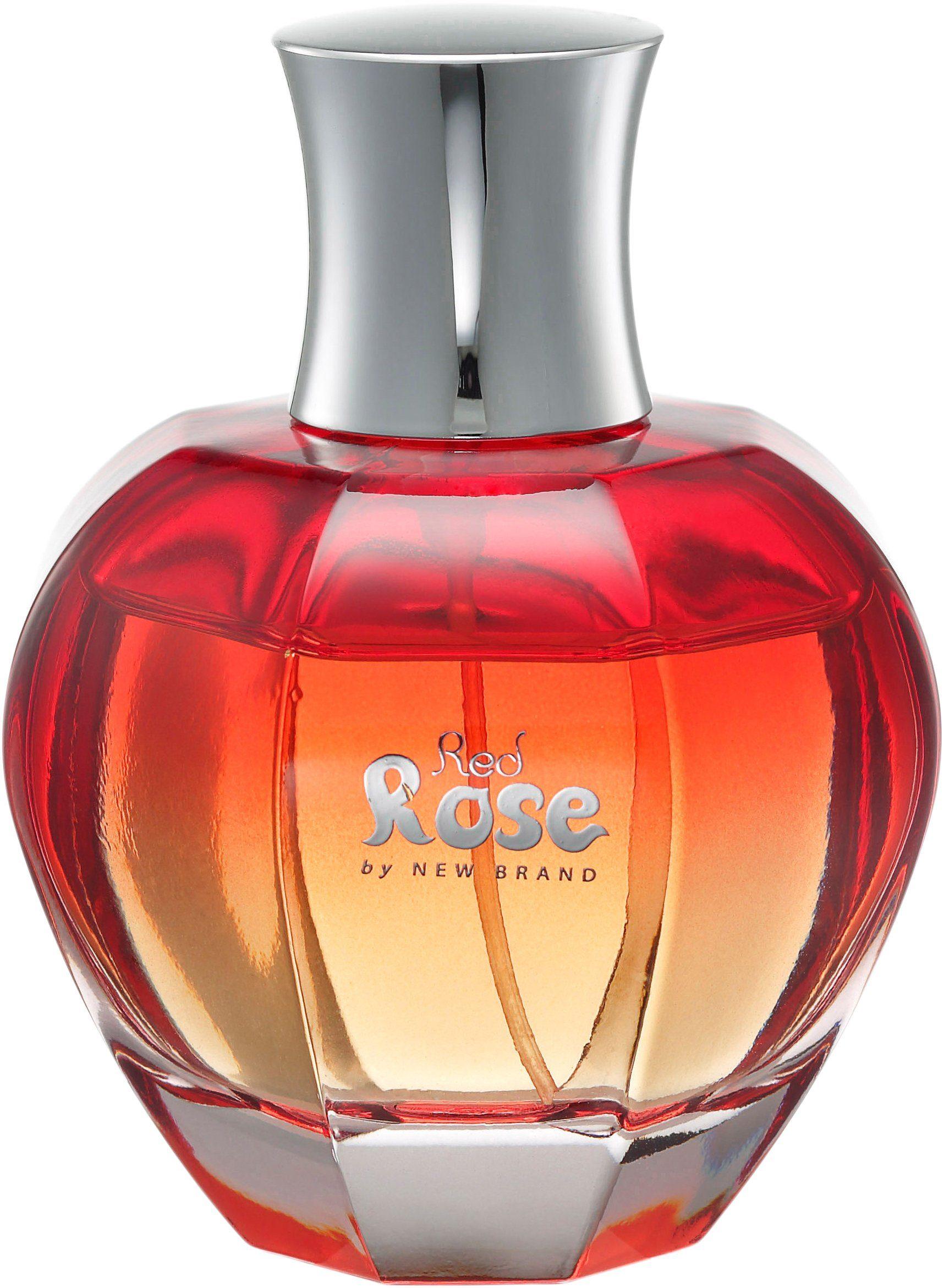 Lady Parfüm mit fruchtig-blumiger Note, »Red Rose«