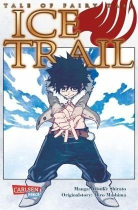 Broschiertes Buch »Fairy Tail Ice Trail«